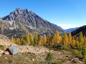 Mt. Stuart back in October