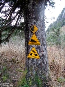 Avalanche warnings!