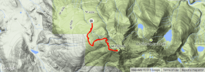 Mt. Pilchuck trail map