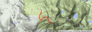 Mt. Pilchuck trail map