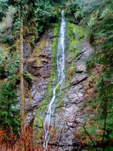Ribbon falls