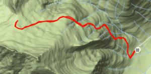 Strava map