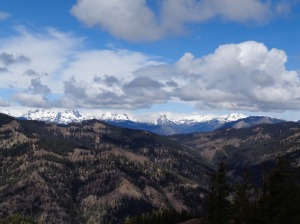 Lemahs, Chimney Rock/Overcoat peaks, Summit Chief, Bear's Breast, Hinman, Daniel