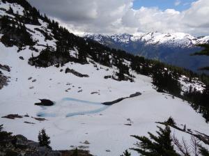 Sunup Lake