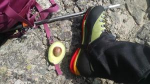 Avocado boots