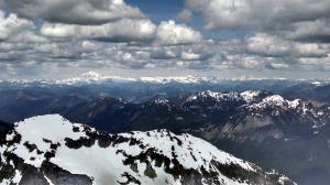 Looking at Glacier Peak