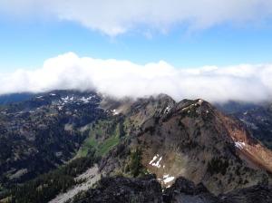 Clouds over Alta coming towards Hibox