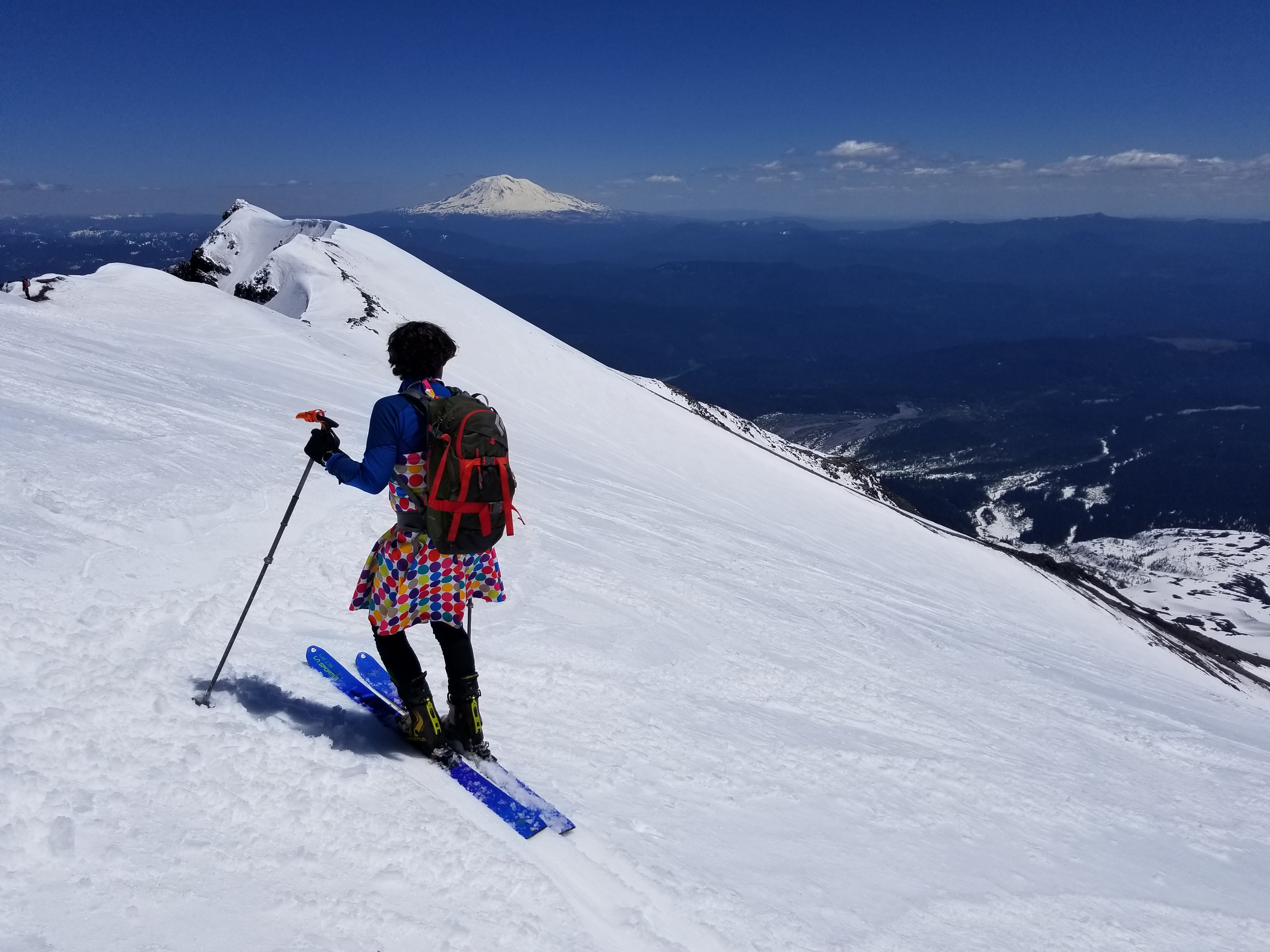 mount st. helens ski | have tent, will travel